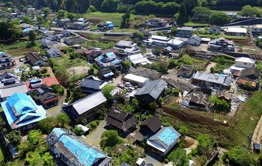 熊本市内住みですが、二度の大地震・・・ 一度目が起きて今まで経験したことのない揺れでパニック状態になった
