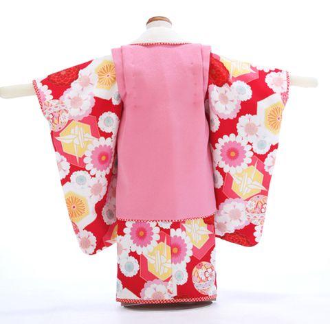 七五三で娘に赤い花柄の着物を借りる約束をしたのに義母が抹茶色の着物を買ってきて娘がギャン泣きした