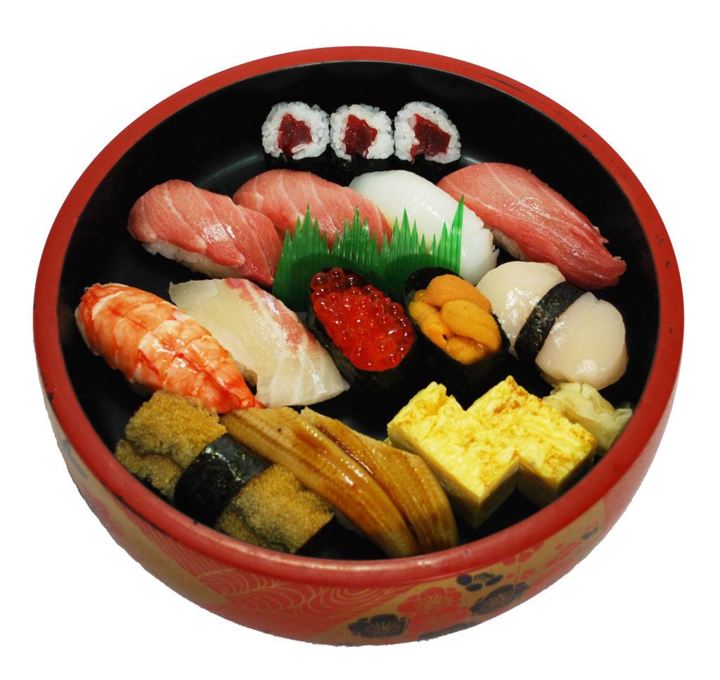 結婚して初めて旦那の実家に新年の挨拶に行ったらお寿司が1つ足りなかった