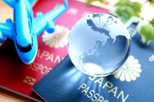 初の海外旅行で義姉がパスポートに穴を空けて首からぶらさげていた