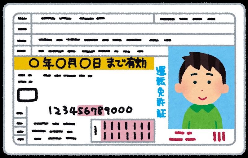 彼氏のマンションでゴミ箱に他人の免許証があった